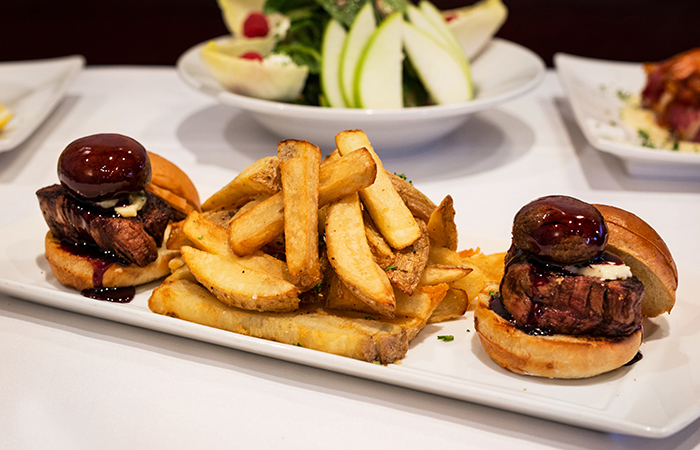 Filet Sliders